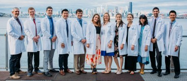 Emergency Medicine Residency Graduates of 2018