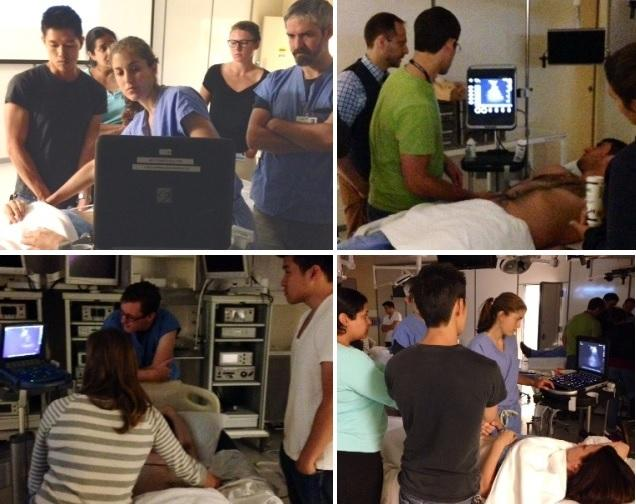 Ultrasound Medical Student Education