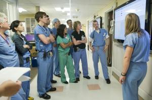 Harborview Emergency Department Huddle
