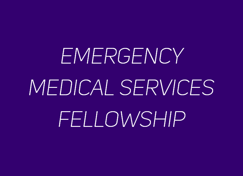 EMS Fellowship