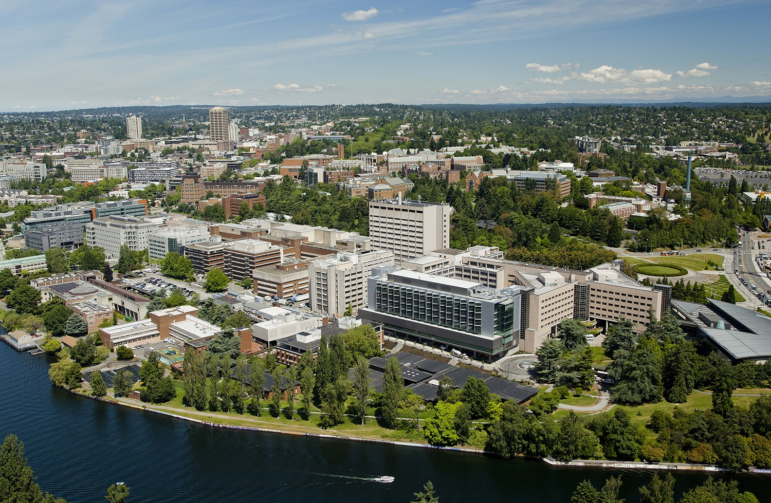 University of Washington Medical Center. Photo: Clare McLean/UW Medicine.